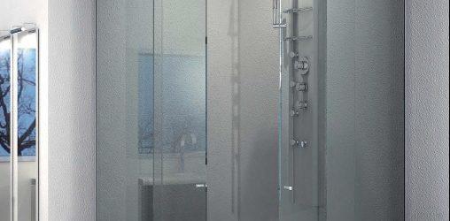 Скляні душові